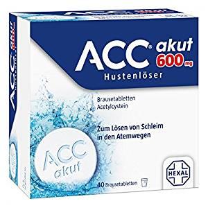 Hexal AG - ACC akut 600mg