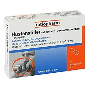 Hustenlöser Test Ratiopharm GmbH - Hustenstiller