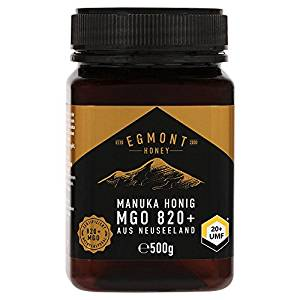 Egmont Honey Manuka-Honig 820+