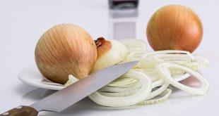 Zwiebelsaft gegen Husten